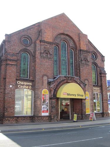 Primitive Methodist Church, Middlesbrough