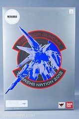 Metal Build Freedom Gundam Prism Coating Ver. Review Tamashii Nation 2012 (1)