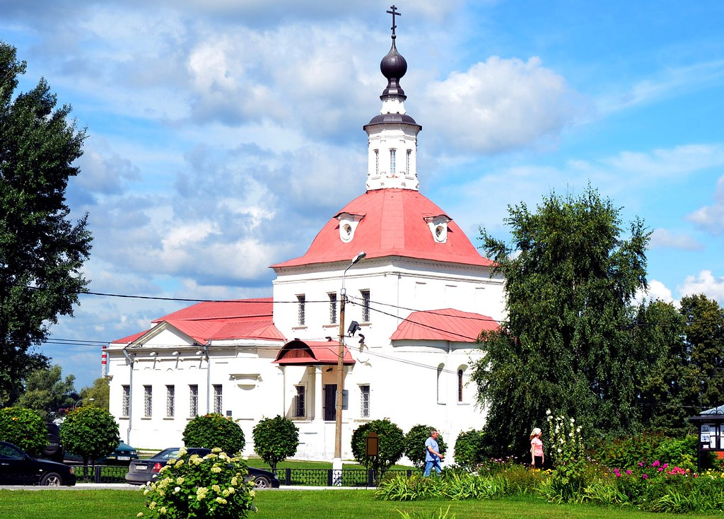 kolomna kremin church