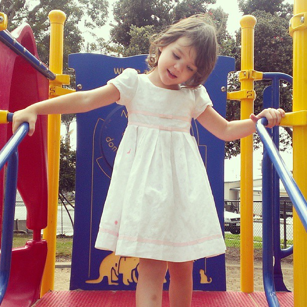 Nothing better than a day at the park with a 4 year old... :-) #simplepleasures #gratitude