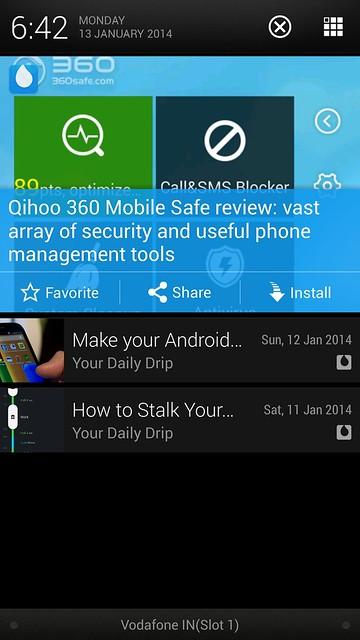 Drppler App Notifications