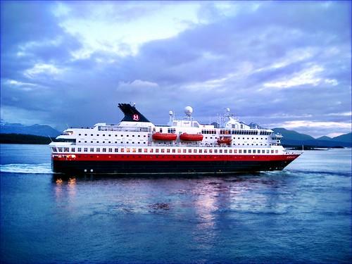 Hurtigrute Nordnorge by SpatzMe