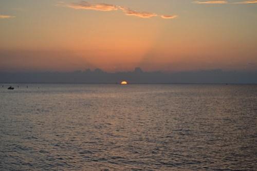 011 Lake Pontchartrain Sunset