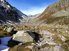 Aufstieg zur Edelrauthütte, Lappach