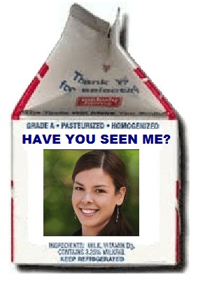 Flash: Obamacare Girl FOUND!