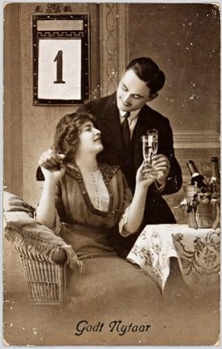 Godt Nytaar, 1916