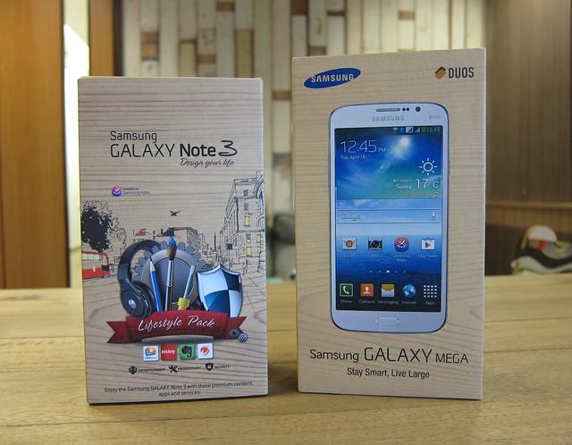 Samsung phones!