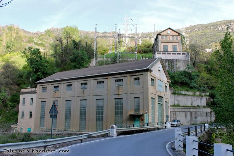 PAMPANEIRA - Central Hidroeléctrica