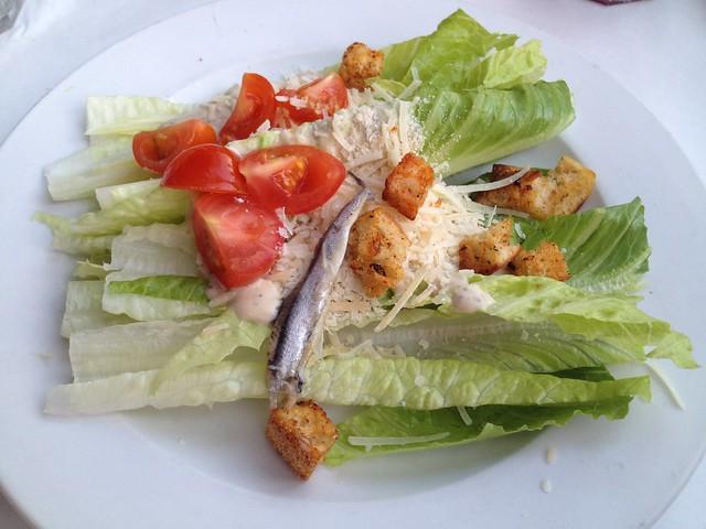 Caesar versione moderna salad - Alicante