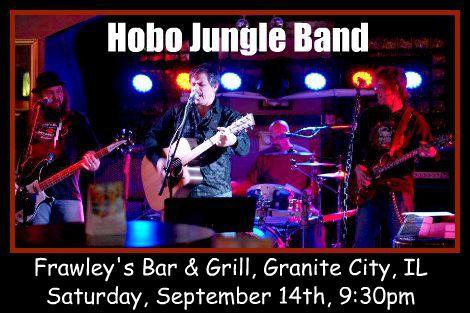 Hobo Jungle Band 9-14-13