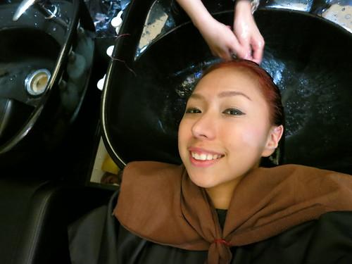 Shunji Matsuo blogger, Shunji Matsuo 313 blogger, 313 at Somerset, Caely Tham Shunji, Caely Tham Shunji Matsuo, Caelyn Tham Shunji Matsuo 313, Good hairsalons in Singapore, hair colour, hair dye, hair treatment, Hair treatments at Shunji Matsuo 313, nadnut, shunji matsuo, Shunji Matsuo @ 313, Shunji Matsuo Hair Salon at 313, singapore lifestyle blog
