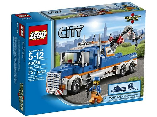 60056 Tow Truck