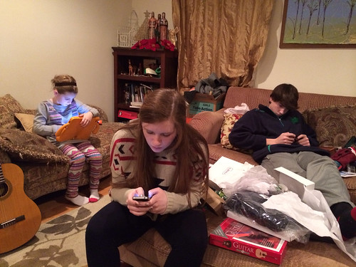 New devices for Christmas!