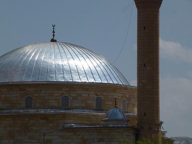 Turquie - jour 19 - De Çavusin à Mustafapasa - 042 - Avanos - Mosquée