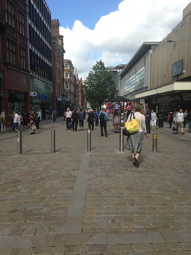 Market Street- Entrance