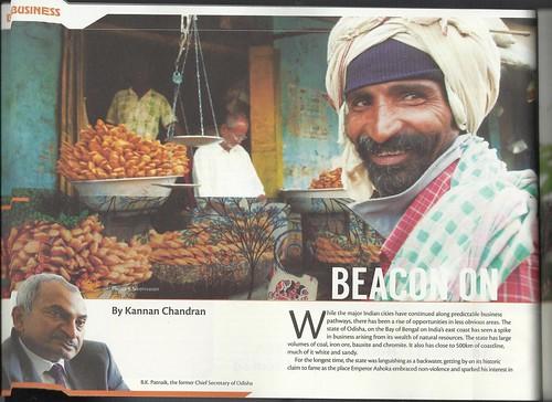Magazine STORM, singapore : My photos in photostory on Odisha