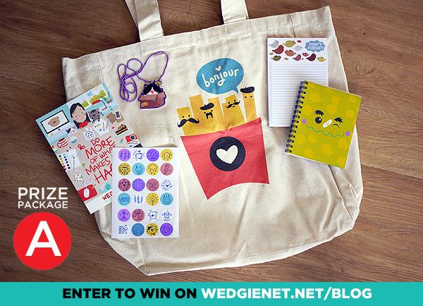 Wedgienet.net 2013 yearend giveaway