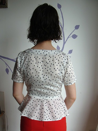 Hawthorn: Wearable Muslin