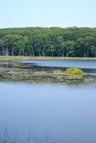 awenda provincial park - kettle lake
