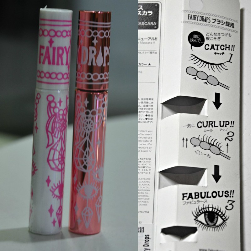 Fairy Drops Base and Mascara