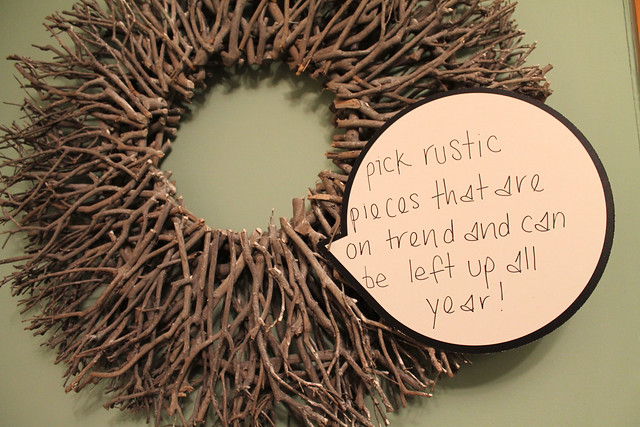 next decorative wreath