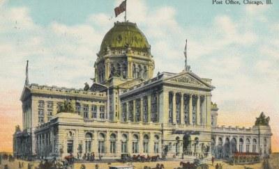 Post Office - Chicago, Illinois