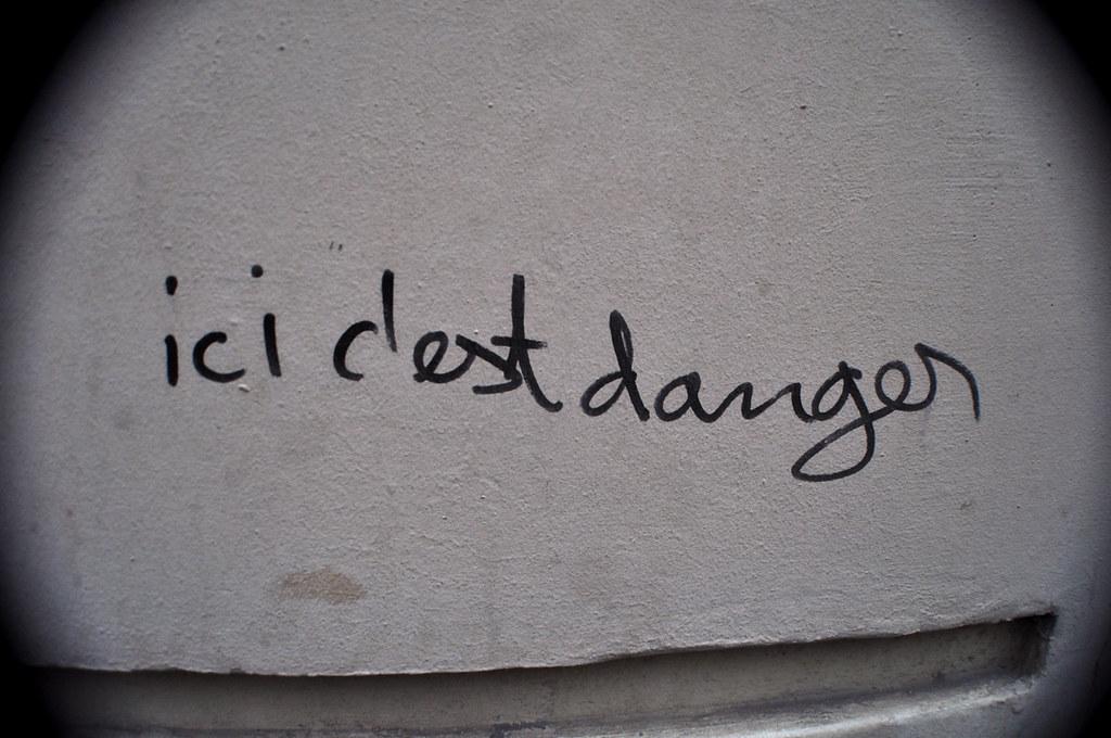 Ici C'Est Danger