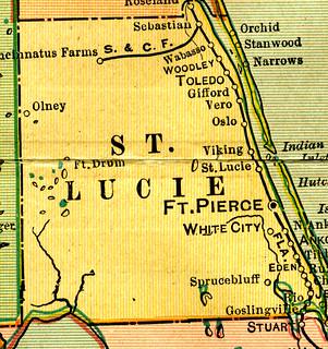 St Lucie 1909
