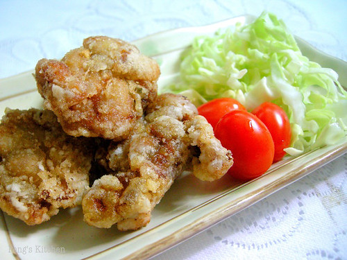 Veronica Chicken Karaage
