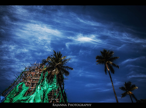 Tiruvathavur Sivan temple by Rajanna @ Rajanna Photography