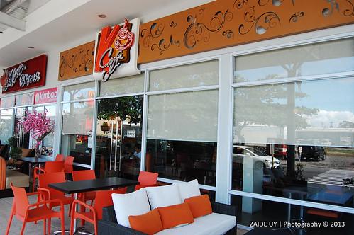 K Café Entrance