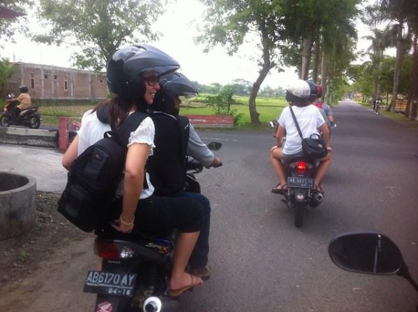 Jogja Motorbike Tour