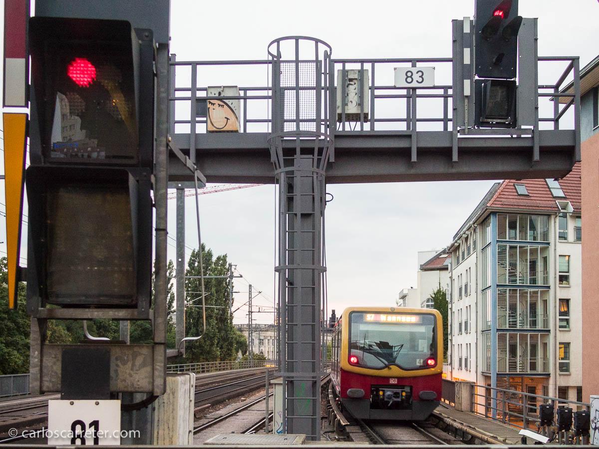 S-Bahn Hackescher Markt