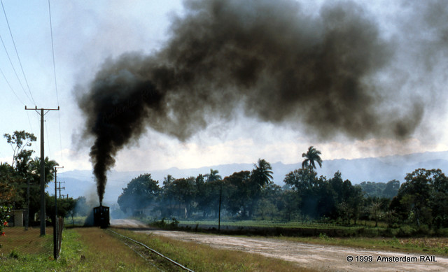 Cuba: Sweet steam memories