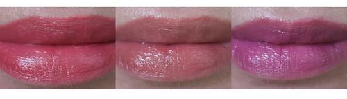 Lipsticks I've been reaching for...