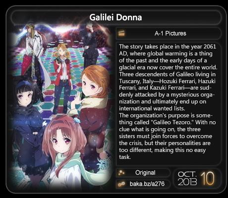 galilei donna