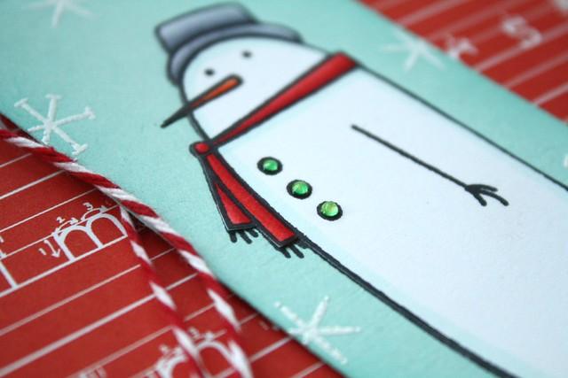 Paper Smooches~Bookmarks die