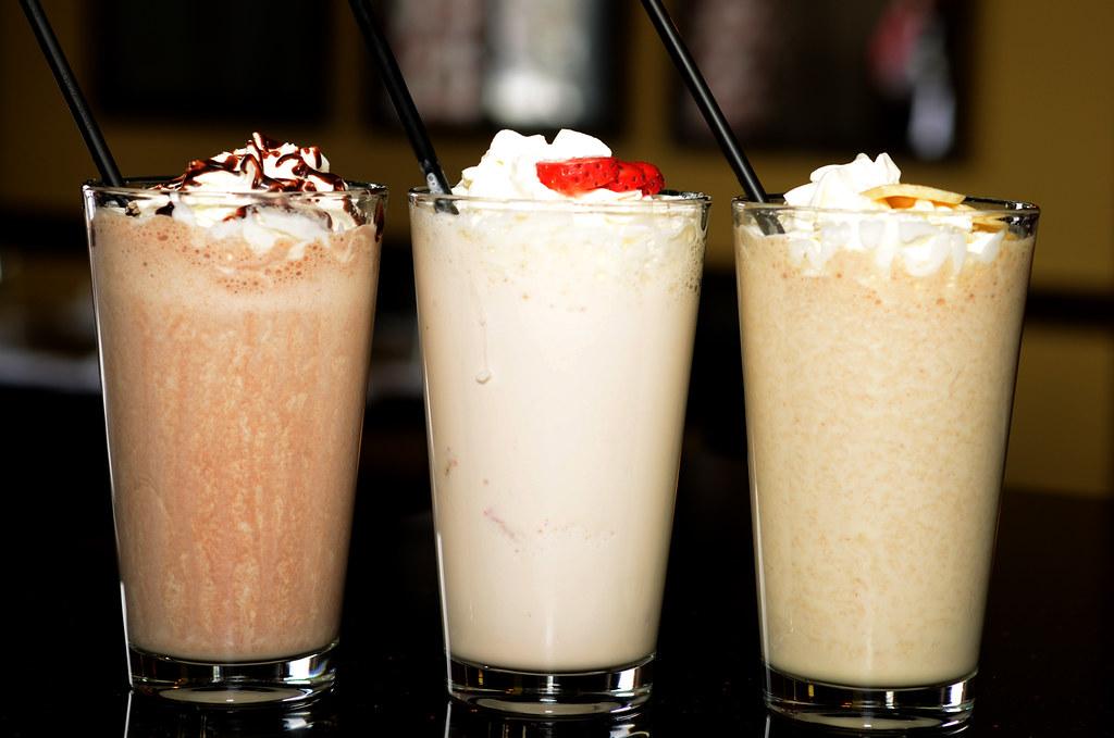Trio of Milkshakes KCI_1486