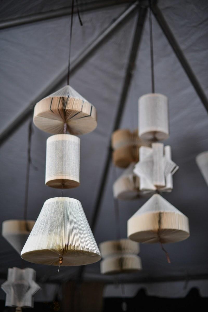 DIY Literature Inspired Decorations