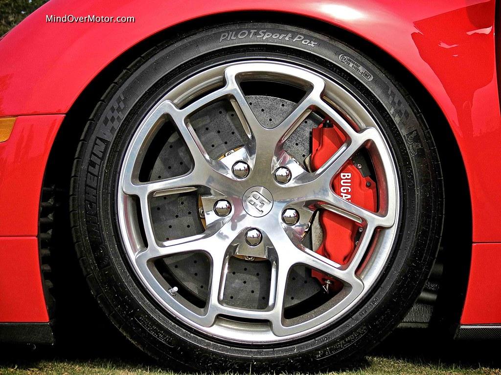 Bugatti Veyron 16/4 Grand Sport