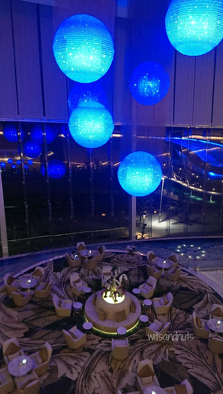Iftar at Etihad Towers