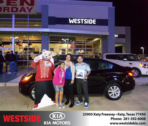 Happy Birthday to Laura Martinez from Guzman Gilbert and everyone at Westside Kia! #BDay by Westside KIA