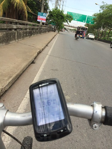 เอา Garmin Edge 810 ไปตะลุยขี่จักรยานกันจริงๆ ล่ะ