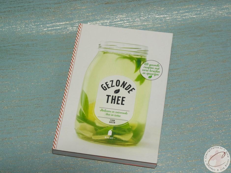 """Boek review: """"Gezonde thee"""" door Fern Green • CherryCharlie.nl"""