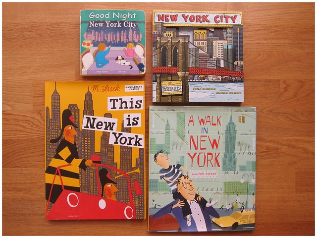 Livres enfants NewYork