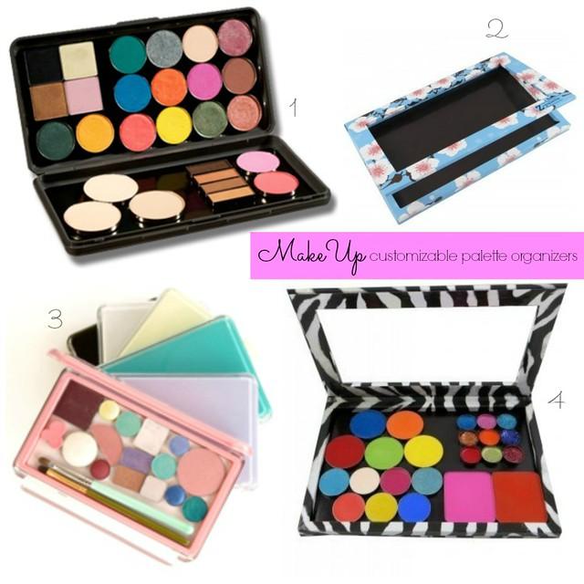 Makeup Palette Organizers