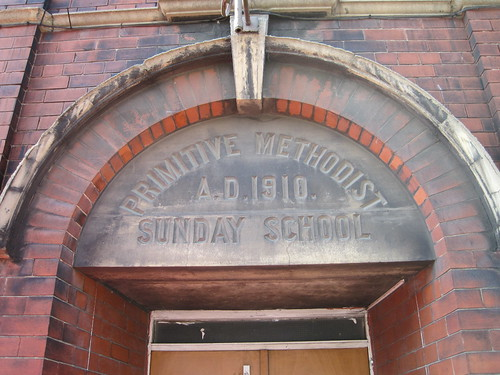Primitive Methodist Sunday School, Middlesbrough