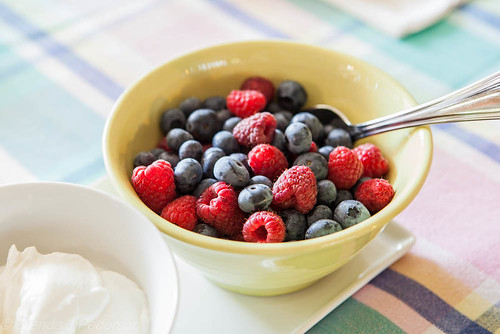 Mixed Berries & Yogurt