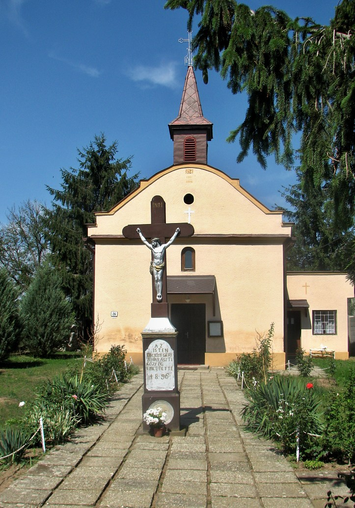 Kostol v Chrastinciach
