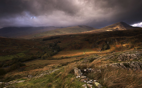 Chasing light, dodging showers